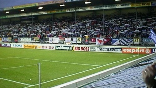 sc Heerenveen - PSV 11 april 2001 11-04-2001