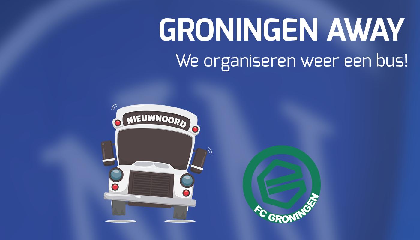 Groningen away