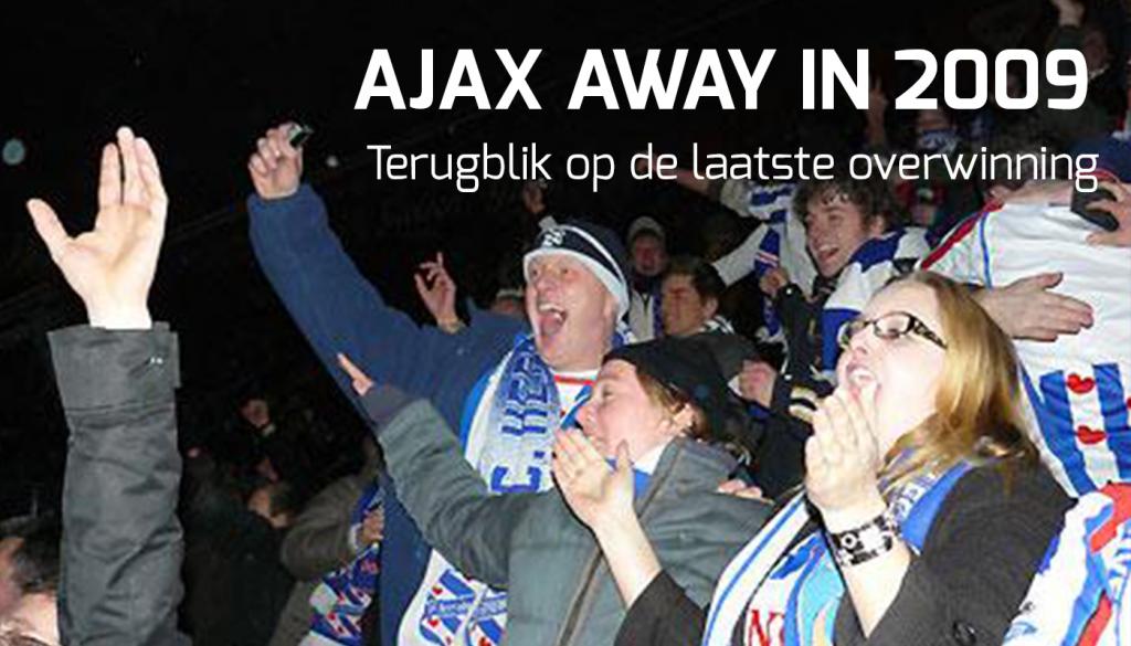 De laatste overwinning in Amsterdam