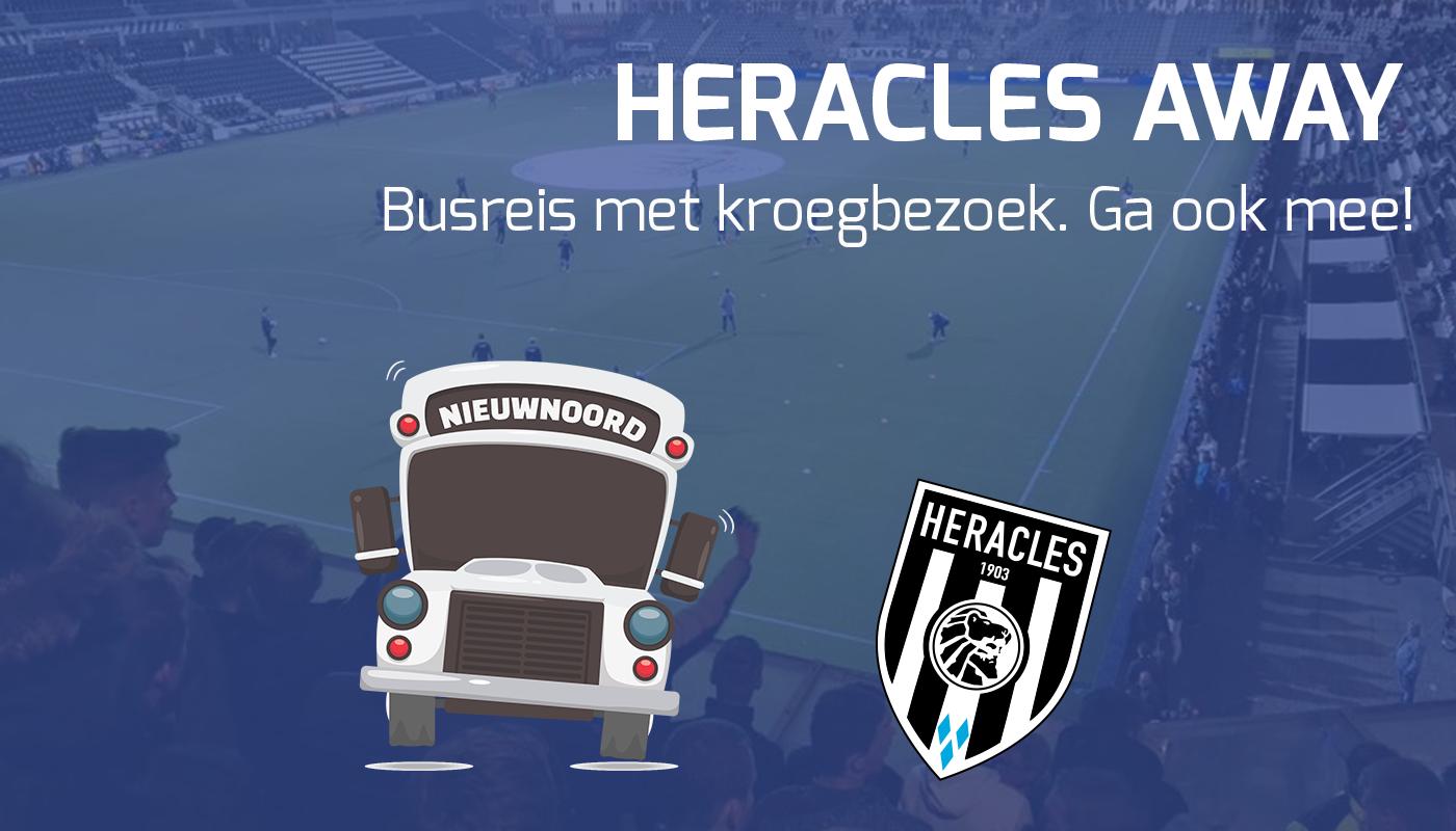 Nieuw Noord bus naar Heracles