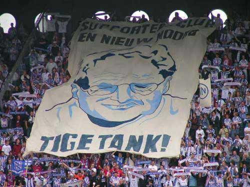 2003 2004 Foppe Afscheid