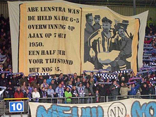 Heerenveen Ajax beker 2005
