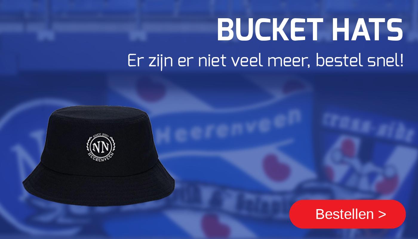bestel onze bucket hats