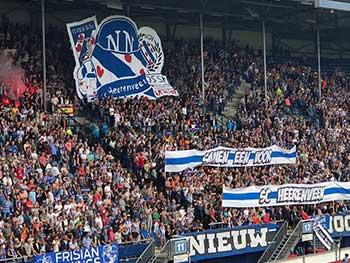 Samen een voor sc Heerenveen