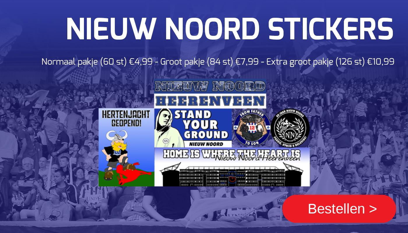 koop nu nieuw noord stickers